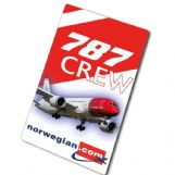 Norwegian 787 tag